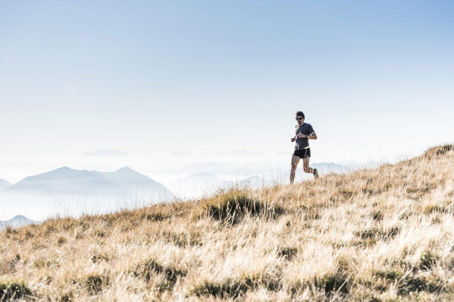 Trail running - Photo by @asoggetti / Unsplash.com